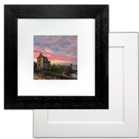 St Andrews Castle, Framed Print JK_03_5x5